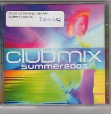 (EV214) Clubmix Summer 2003, 40 tracks various artists - 2003 double CD