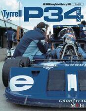 USED Tyrrell P34 1977 Joe Honda Racing Pictorial Series HIRO No.2 Japanese Book