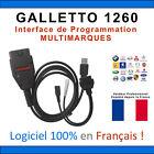 Câble interface GALLETTO 1260 - ECUsafe ECM Titanium kwp2000