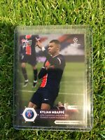 Topps NOW UCL 2020/21 / Kylian Mbappe / Card 53 / PSG Paris St. Germain