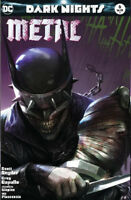 Dark Nights Metal 6 B DC 2018 Francesco Mattina Color Variant Batman Who Laughs