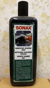 SONAX Kunststoffreiniger Innenreiniger 1000 ml, 286300