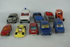 Corgi lot cars vehicles Whizzwheels Hillman Lamborghini Pontiac 60's 70's