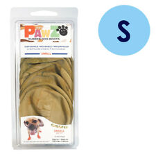 PAWZ Rubber Dog Boots S Camo 12 Per Pack Disposable Reusable Waterproof Shoes