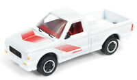 1991 White w Red GMC Syclone Pickup JOHNNY LIGHTNING MUSCLE USA DIE-CAST 1:64
