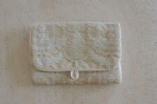 "Vntage GATTLES , Miami, Palm  Beach, jewelry  bag ,label inside 6.5 X 6"""