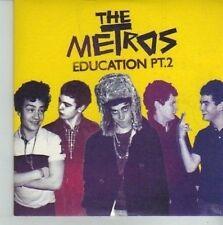 (CV528) The Metros, Education Pt.2 - 2008 DJ CD