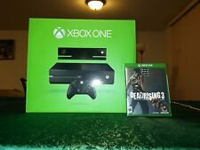 Microsoft Xbox One Bundled with (Dead Rising 3 Day One Edition). Ready To Ship