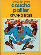 Collection pilote 46 - Coucho Pailler Chute a tiroirs, ed. FRANCESE