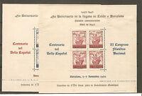 1945. AY DE BARCELONA  EDIFIL Nº NE 33/34 - NUEVAS **