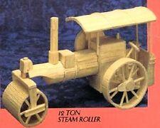 STEAM ROLLER matchstick model construction kit Matchmaker NEW