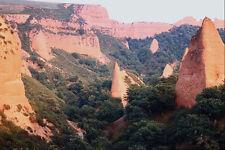 671073 las medulas ex Romano Mina De Oro Sitio Leon Provincia España A4 Foto Impresión