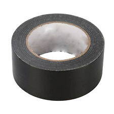 1 PC 4.8cm*9m Waterproof Black Highly adhesive Heavy Duty Gaffer Cloth Duct Tape