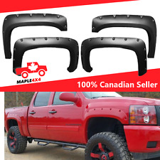 Fender Flares 2003-2006 Chevy Silverado 2500HD/3500HD Pocket Riveted Flares