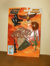 Modern ACTION MAN - MAM - HASBRO 1995 - AUSSIE OUTBACK set - mint sealed
