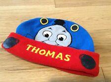 12-18 Months Baby Boy Thomas the Tank Engine Blue Fleece Beanie Hat George