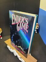 Association Copy • Orson Scott Card • Ender's Game • First Edition First Print!