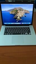 Macbook Pro Retina 15 Pollici Intel I7 2.7ghz 16gb Ram 512 Ssd