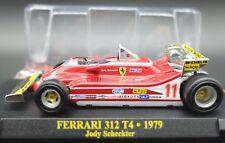 FERRARI FORMULA 1 UNO F1 1/43 312 T4 MODELLINO AUTO CAR MODEL DIECAST IXO ALTAYA
