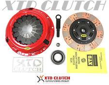 XTD STAGE 3 DUAL MULTI FRICTION CLUTCH KIT FITS SILVIA 240SX SR20DET S13 S14 S15