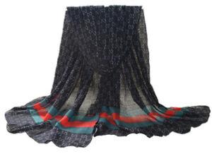 ELSA & ANNA® Viscose Chain Print Lady Scarf Wrap Shaw Stole Maxi Hijab SCF26