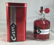 Curve Connect By Liz Claiborne 4.2 Oz Cologne Spray New In Can Cologne For Men
