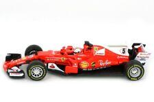 Bburago 1 43 Ferrari F1 2017 Season Vettel Sf-70h Diecast Metal Model
