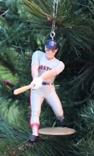 BOSTON RED SOX CHRISTMAS ORNAMENT SCOTT COOPER gray jersey