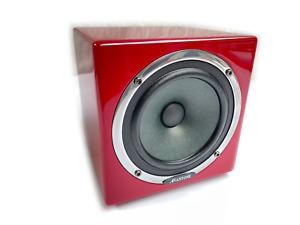 Avantone Active MixCube Mono Studio Monitor in Red (Single)
