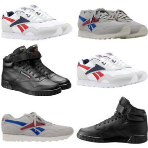 Reebok Mens Trainers EX-O-FIT Running Shoes Retro Casual Shoes Sneakers Size UK