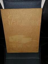1948 John C Fremont High School Yearbook Los Angeles California
