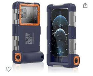Underwater Waterproof Case Cover Diving Housing for iPhone 13 12 11 Samsung S21+
