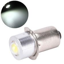 P 13.5 s PR2 1W cálido/blanco bombilla LED linterna lámparas de alto brillo 9UI