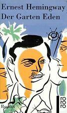 Der Garten Eden. Roman. von Hemingway, Ernest | Buch | Zustand gut
