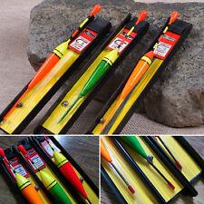 Hot Vertical accessoires de pêche BOUCHON EN BOIS flotteur matériel Kits 3pcs