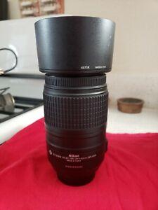 Nikon AF-S NIKKOR 55-300mm f/4.5-5.6 G ED DX VR