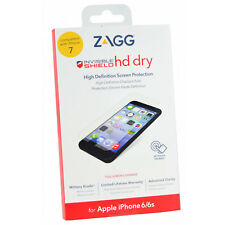 Zagg Invisible Shield Hd Dry Screen Protector For iPhone SE 2nd Gen 8/7/6/6S