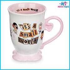 "Disney ""It's a Small World"" Ceramic Mug brand new"