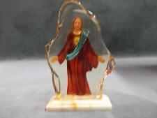 "7"" tall Jesus Christ of Nazareth figurine statue religious spiritual home decor"