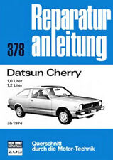 Reparaturanleitung Datsun Cherry 1,0 Liter, 1,2 Liter - Baujahre ab 1974  !