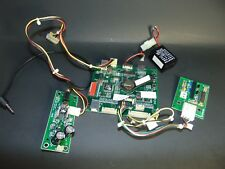 Merit PB10055-01 Rev. - 03 Megatouch Force I/O PCB w Security Key, Audio Amp