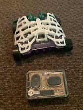 Hexbug Battlebots Rivals WITCH DOCTOR Robot RC Remote Tested WORKS