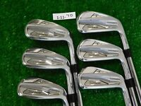 """Titleist 718 AP2 Forged Irons 5-P Dynamic Gold X100 Extra Stiff Steel +.5"""""""