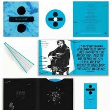 ED SHEERAN DIVIDE BLUE VINYL DELUXE BOX SET SEALED LIMITED EDITION VERY RARE