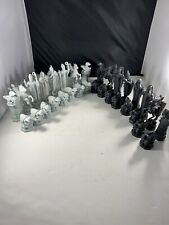 Complete Set of Harry Potter Wizard's Chess pieces - No Board Included