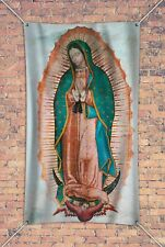 4 x 6' Vinyl Indoor Outdoor Banner Our Lady of Guadalupe