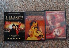 Hero Crouching Tiger Hidden Dragon Fearless Dvd Pre-owned