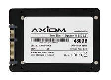 "*BRAND NEW* Axiom Memory 480GB Signature III Series SSD 2.5"" (SSD25A37480-AX)"