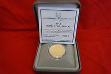 2 Euro Gedenkmünze Zypern 2012 PP 10 Jahre Euro-Bargeld