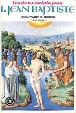 RELIGION SAINT JEAN BAPTISTE 1966